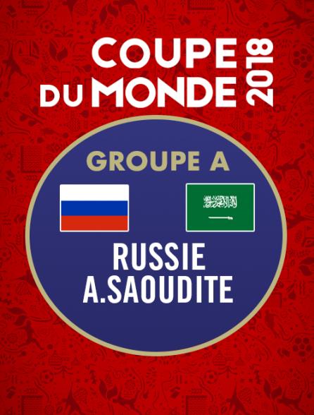 Football - Russie / Arabie saoudite