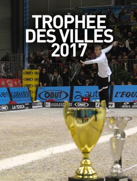 Trophée des villes 2017