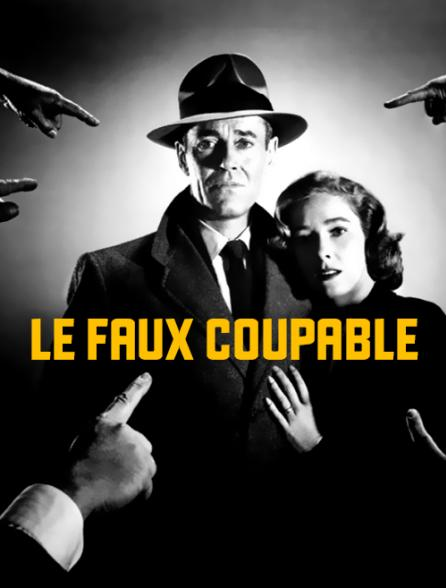 Le faux coupable