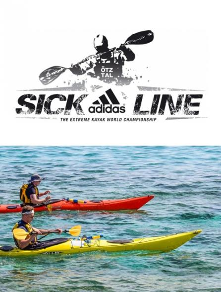 Sickline Extreme Kayak World Championship 2017
